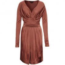 Great Plains Selina Cocktailkleid / festliches Kleid toffee