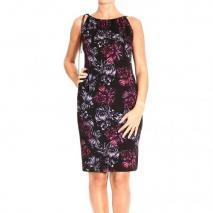 Gucci Sleeveless jersey print dress