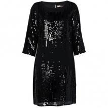 Hallhuber Cocktailkleid / festliches Kleid schwarz