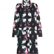 Halston Heritage Disco Print Shirt Dress