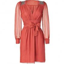 Hoss Intropia Sienna Silk Dress