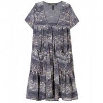 Isabel Marant Nesto Print-Kleid Aus Seide