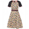 Jason Wu Kleid Aus Seide Mit Floralem Print