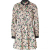 Juicy Couture Black/Cream Covent Garden Printed Dress