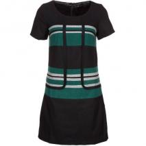 Kala Chloe Dress Etuikleid black/green