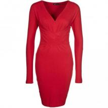 Kala Penny Dress Jerseykleid red