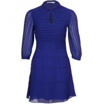 Karen Millen Blusenkleid blue