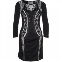 Karen Millen Cocktailkleid / festliches Kleid black/multi