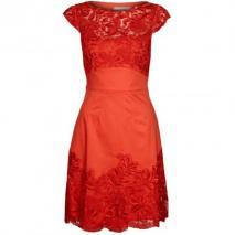 Karen Millen Cocktailkleid / festliches Kleid red