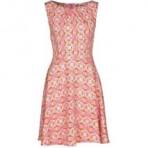Komodo Flo Tribal Sommerkleid pink