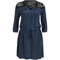 Kookai Blusenkleid blue