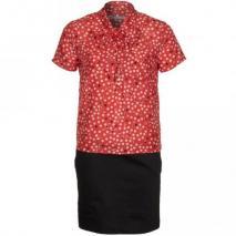 Kookai Blusenkleid rouge