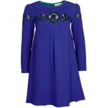 Libelula Ellie Cocktailkleid / festliches Kleid ocean blue