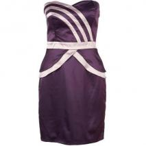 Lipsy London Kleid aubergine/rapture