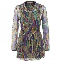 Magic Woman Kleid Multicolor