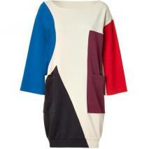 Marc by Marc Jacobs Oatmeal Multicolor Constructivist Block Dress