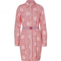 Marc by Marc Jacobs Rock Lobster Multi Cotton-Silk Jamie Dot Dress