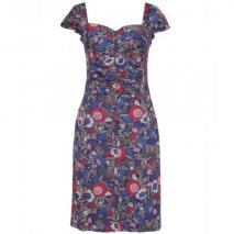 Marc by Marc Jacobs Wall Flower Jerseykleid Mit Print