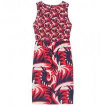 Marni Edition Kleid Mit Graphischem Print