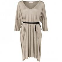 Matthew Williamson Strickkleid Taupe