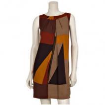 Max & Co. Kleid Figura Gelb