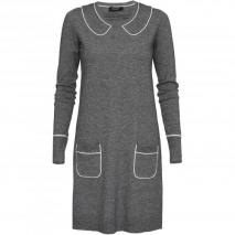 Max & Co Strickkleid Sfera grau
