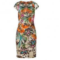 Milly Multicolor Francesca Work Dress