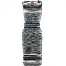 Missoni Black Multi Stripe Dress