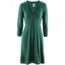 Missoni M Green Crochet Knit Dress Air