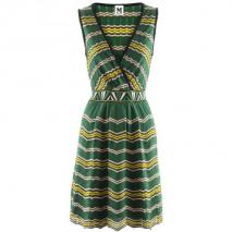Missoni M Green Multi Knit Dress Rosanna