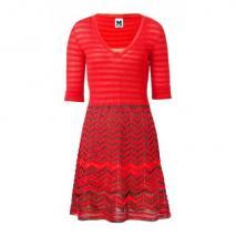 Missoni M Kleid Rot