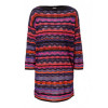 Missoni M Oversized Kleid Multicolor
