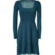 Missoni M Pigeon Square Neck Knit-Dress