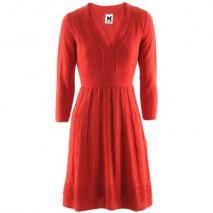 Missoni M Red Crochet Knit Dress Air