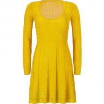 Missoni M Sunshine Wool-Blend Scoop Neck Knit Dress