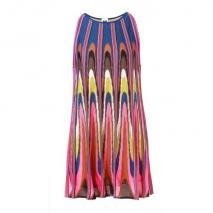 Missoni M trägerloses Kleid Multicolor