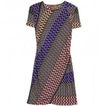 Missoni Mini-Strickkleid