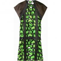 Miu Miu Felce Cutout Kleid