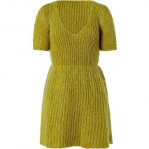 Moschino C&C Pistachio Knit Dress