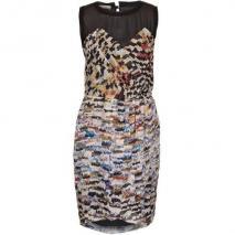 Mw Matthew Williamson Cocktailkleid / festliches Kleid print