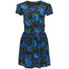 nocollection Angelique Blusenkleid big flower print