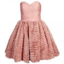 Opulence England Ballkleid pink