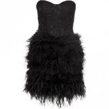 Opulence England Cocktailkleid / festliches Kleid black