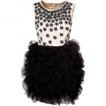 Opulence England Cocktailkleid / festliches Kleid black/white