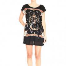 Orion London Short sleeve printed dress