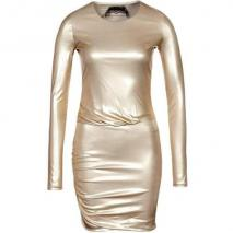 Patrizia Pepe Cocktailkleid / festliches Kleid gold couture
