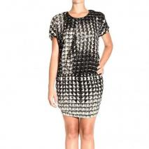 Pinko Dress Futuristic