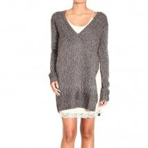 Pinko Dress Grey