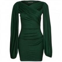 Plein Sud Jerseykleid green