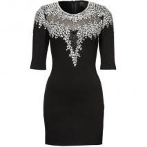 Prey of London Lightening Bolt Cocktailkleid / festliches Kleid black